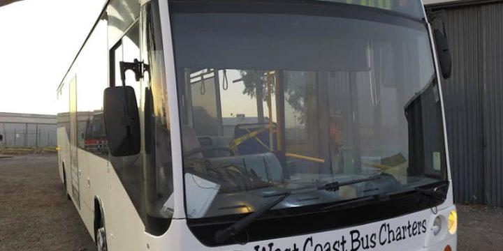 Our Fleet of Buses & Mini Vans
